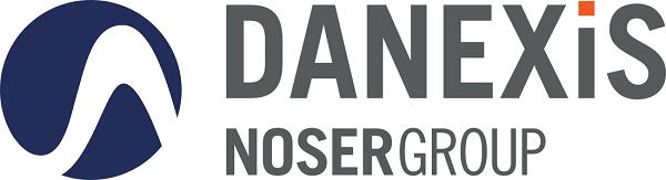 logo de DANEXIS NOSER GROUP membre de COODIO